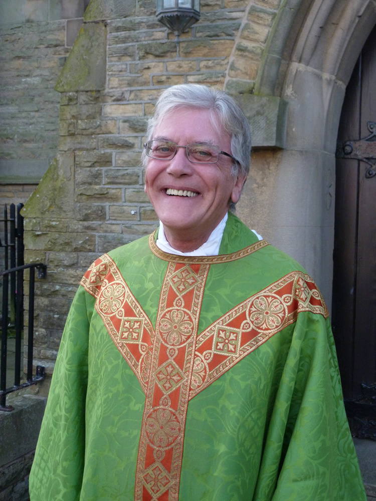 Father Michael Murphy - St Mary's Fleetwood